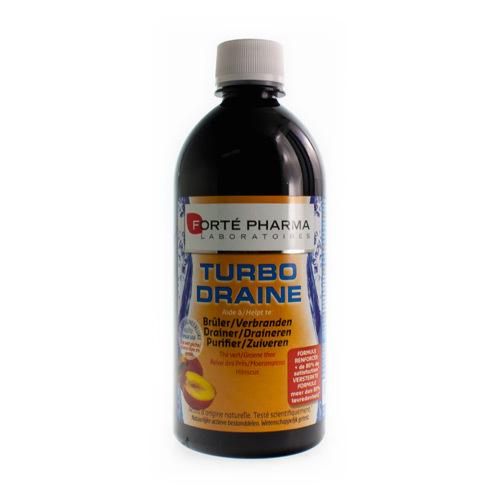 Forte Pharma Turbodraine The Vert-Paªche (500 Ml)