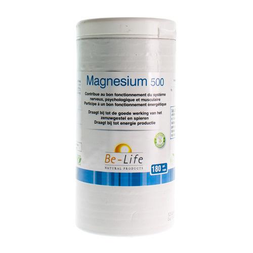 Magnesium 500 Be-Life (180 Capsules)