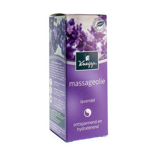 Kneipp Massage Olie Lavendel (100 Ml)