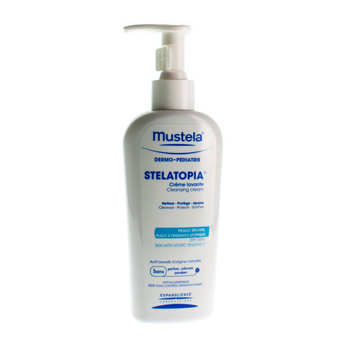 Mustela DP Stelatopia Wascreme (200 Ml)