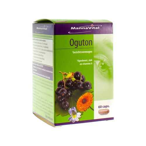 Mannavital Oguton (60 Capsules)