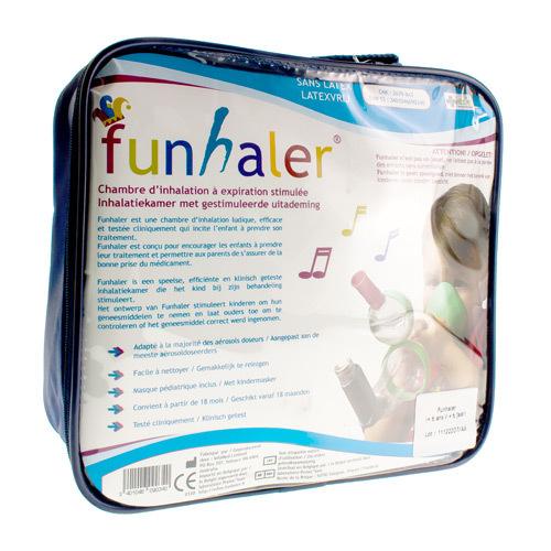 Funhaler Inhalatiekamer