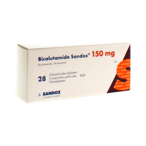 Bicalutamide Sandoz 150 Mg  28 Comprimes