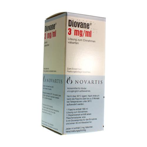 Diovane 3 Mg/Ml  160 Ml