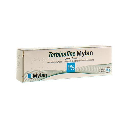 Terbinafine Mylan Creme 1% (15 Grammes)