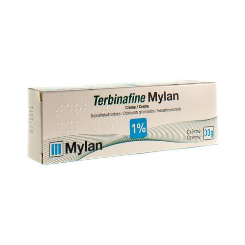 Terbinafine Mylan Creme 1% (30 Grammes)