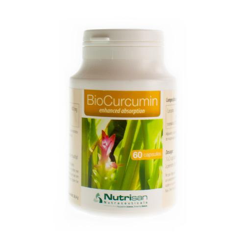 Biocucumin Nutrisan  60 Capsules