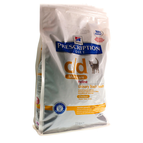 Hills Prescrip Diet Feline Cd (1,5 Kg)