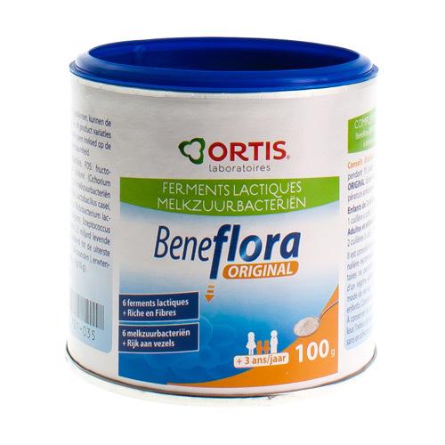 Beneflora Original Ortis  100 Gram