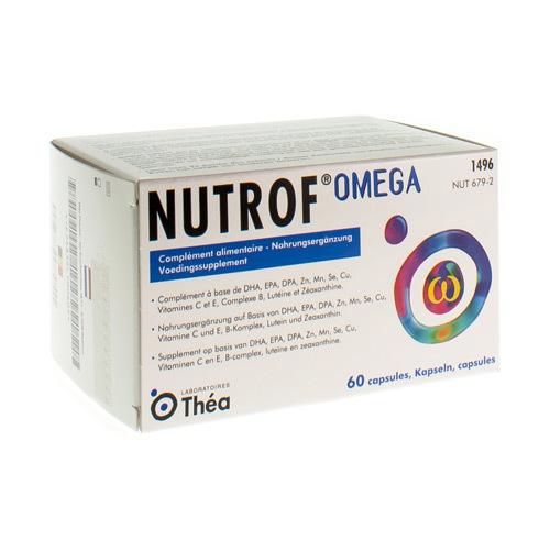 Nutrof Omega (60 Capsules)
