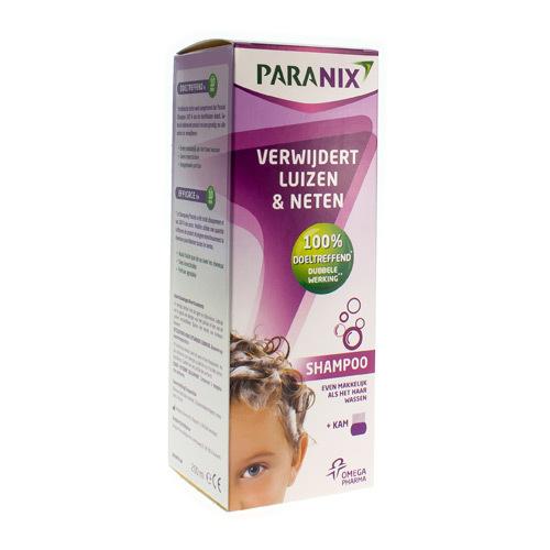 Paranix Shampoo + Kam (200 Ml)
