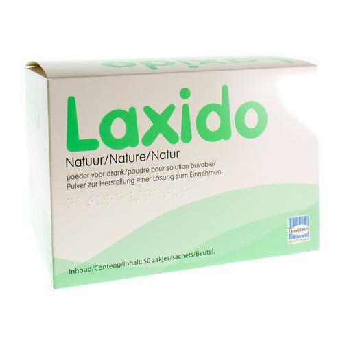 Laxido Natuur (50 Zakjes)
