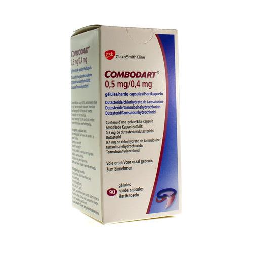 Combodart 0,5 Mg / 0,4 Mg  90 Gelules