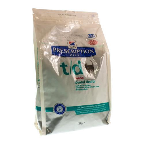 Hills Prescrip Diet Feline Td (1,5 Kg)