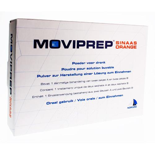 Moviprep Orange (2 + 2 Sachets)