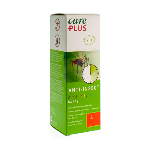 Care Plus Kids Spray  60 Ml
