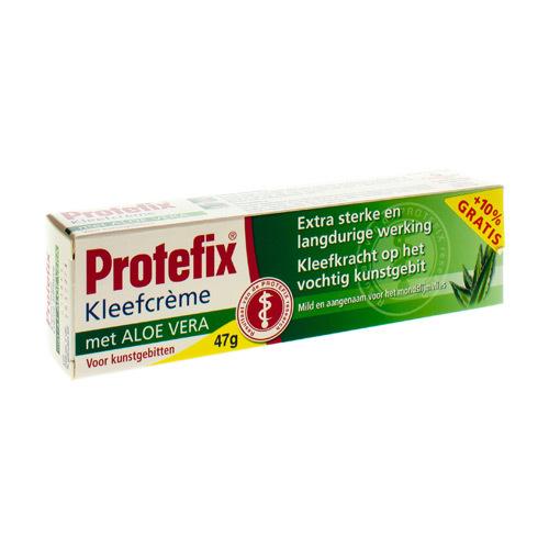 Protefix Kleefcreme Aloe Vera 40+4Ml