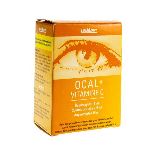 Ocal Vitamin C (15 Ml)