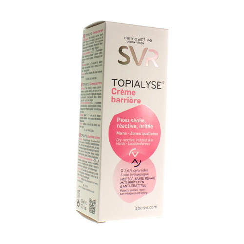 Svr Topialyse Barriere Creme 75Ml