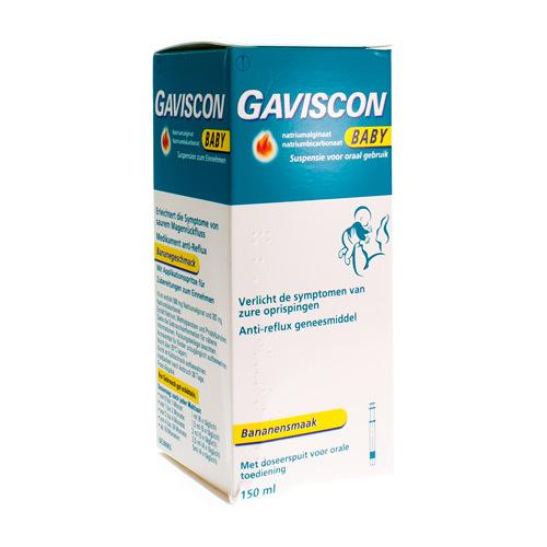 Gaviscon Baby Banaan (150 Ml)