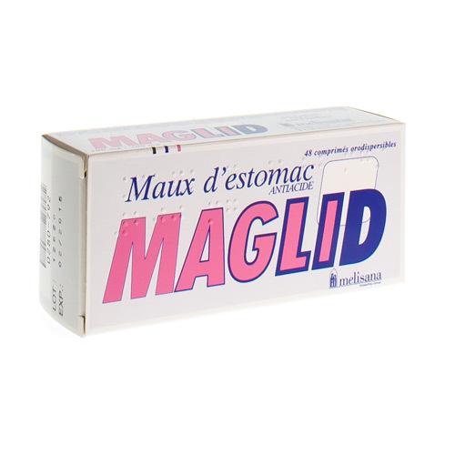 Maglid 200 Mg / 200 Mg (48 Comprimes Orodisperisible)