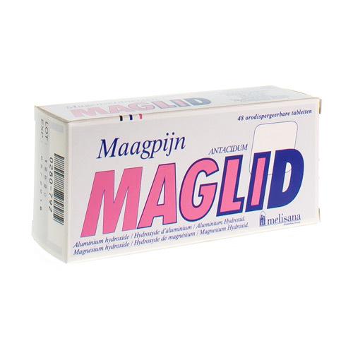 Maglid 200 Mg / 200 Mg (48 Smelttabletten)