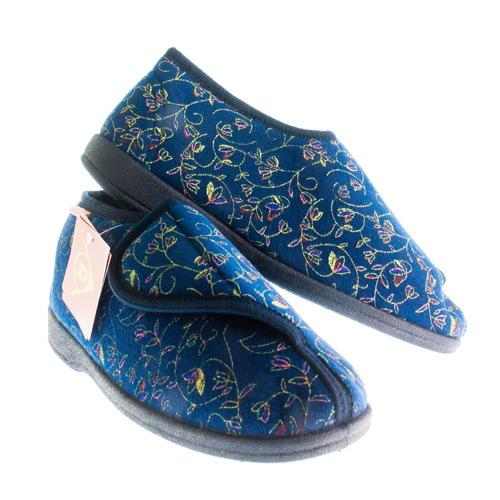 Pantoffel Dunlop Betsy Bl Mt37 55151Bl-4