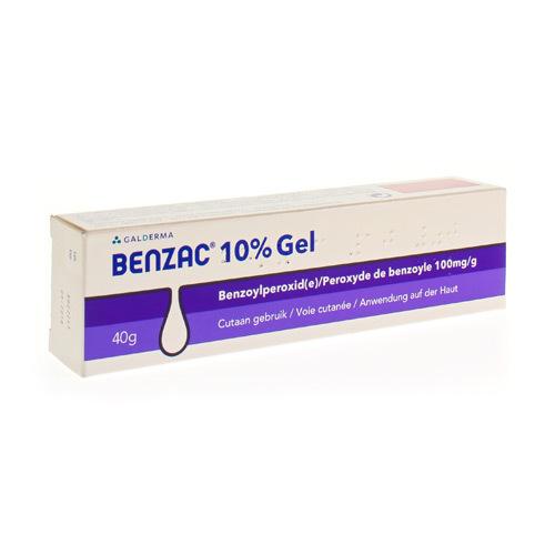 Benzac Gel 10%  40 Grammes