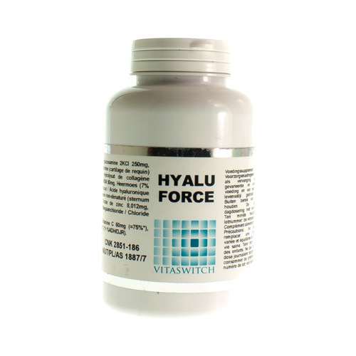 Hyaluforce (180 Capsules)