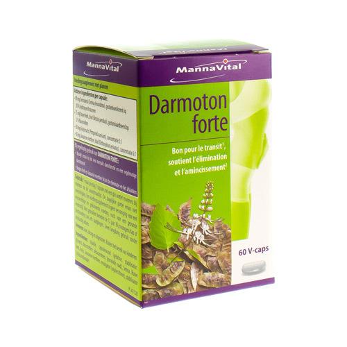 Mannavital Darmoton Forte (60 Capsules)