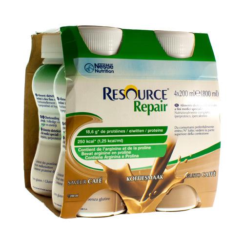 Resource Repair Koffie (4 X 200 Ml)