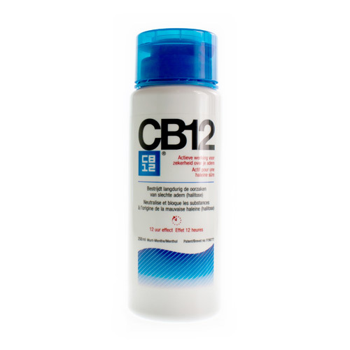 Cb12 Solution Buccale  250 Ml