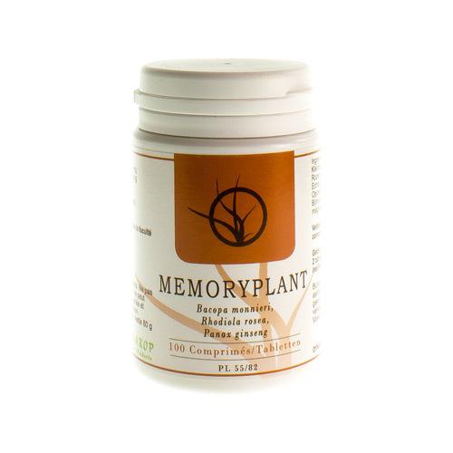 Memoryplant Dynarop (100 Tabletten)