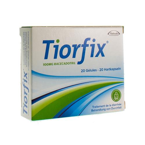 Tiorfix 100 Mg (20 Gelules)