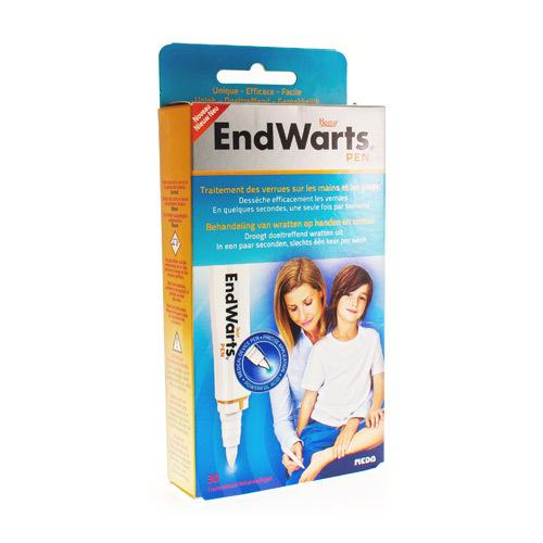 Endwarts Pen (3 Ml)