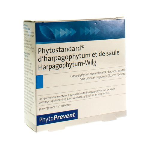 Phytostandard Harpago Wilg Wit 30Comp