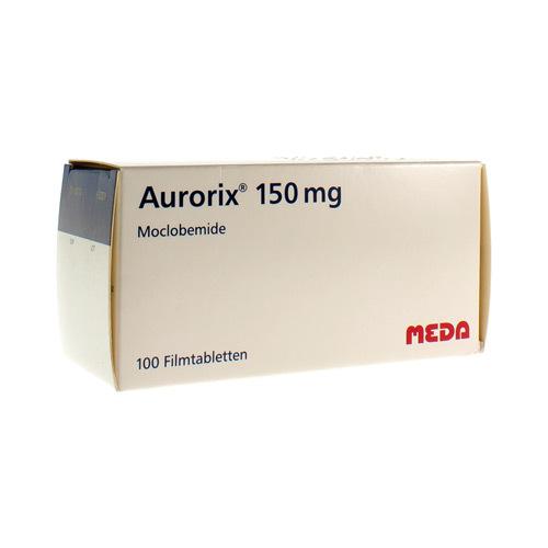 Aurorix 150 Mg  100 Comprimes