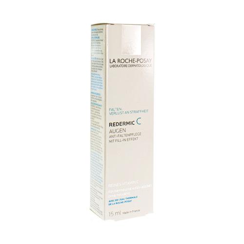 La Roche-Posay Redermic C Comblement Anti-Age Gevoelige Huid Ogen (15 Ml)
