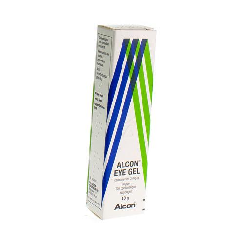 Alcon Eye Gel 3 mg/g (10 gram)