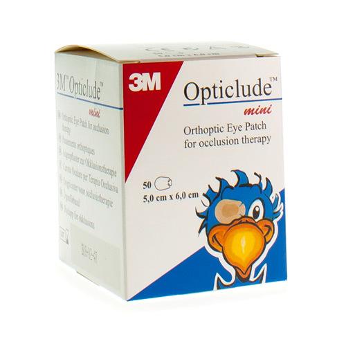 Opticlude Mini 5X6Cm 1537M 50Pcs
