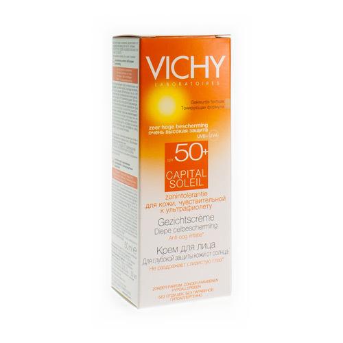 Vichy Cap Sol Ip50+ (30 Ml)