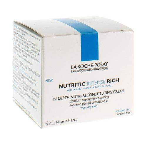 La Roche-Posay Nutritic Intense Riche (50 Ml)