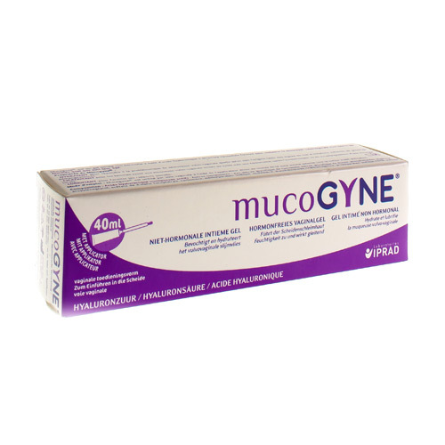 Mucogyne Gel (40 Ml)
