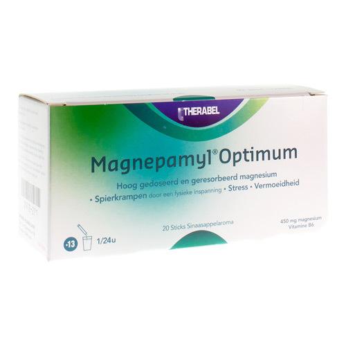 Magnepamyl Optimum (20 Sticks)