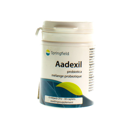 Springfield Aadexil (30 Capsules)