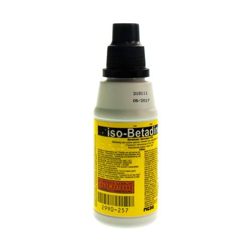 Iso-Betadine Dermicum Impexico 10% (125 Ml)
