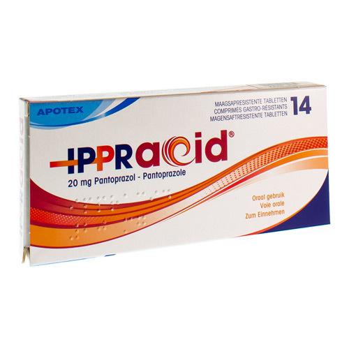 Ippracid Apotex 20 Mg (14 Comprimes)