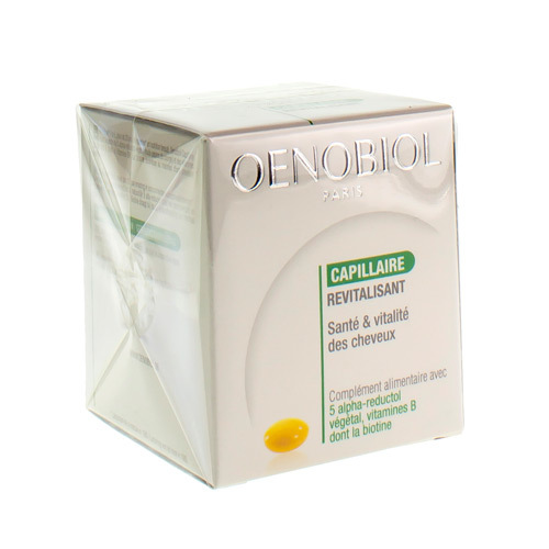 Oenobiol Capillaire Fortifiant 60Caps