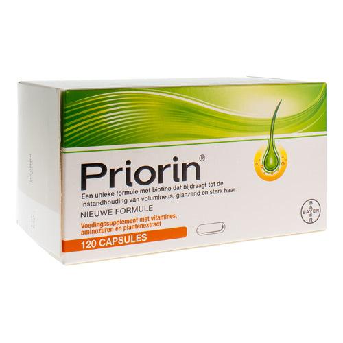 Priorin (120 Capsules)