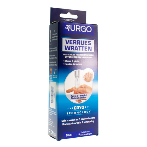 Urgo Verrues Mains-Pieds Spray 38Ml
